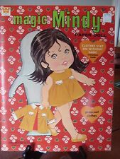 MAGIC MINDY Paper Doll Set! Very Cute. PARTIALLY CUT! Must See!