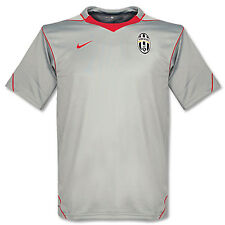 New NIKE JUVENTUS FOOTBALL Training Pre Match Shirt Grey Medium
