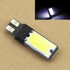2x 12V 6W LED Bright White COB Canbus Side Lamp T10 W5W 194 168 Wedge Light Bulb