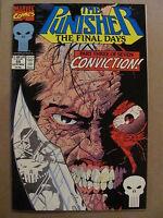 Punisher #55 Marvel Comics 1987 Series 9.2 Near Mint-