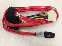 Molex Mini SAS Power Mini-SAS SFF-8087 to 4x SFF-8482 with 4x Molex Cable 1M