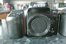 Nikon F50 35mm SLR Film Cameras Black Body Only
