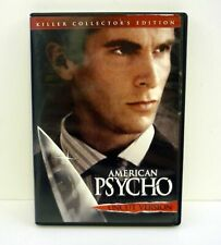 American Psycho Dvd Lions Gate Home Entertainment Widescreen Edition Uncut 2005