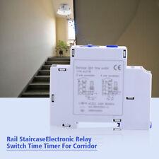 Elettronico Relè Temporizzatore Luci Scale corridoio Timer Interruttore Switch S