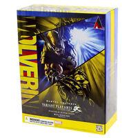Marvel Universe Play Arts Kai Wolverine Variant Square Enix Model Action Figures