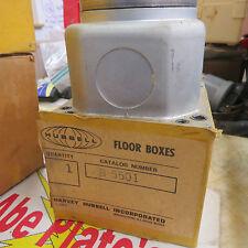 Hubbell Floor Box B-5501