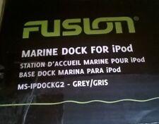 Fusion MS-IPDOCKG2, Marine Dock For iPod