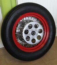 Harley Davidson 16 powder coated red Firestone wheel
