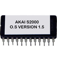 AKAI S2000 Operating System 1.5 EPROM upgrade OS S-2000  Sampler