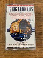 16 Big Band Hits Cassette