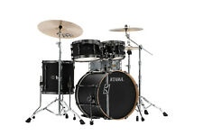 TAMA Superstar Drumset ML50HMBN2-FBK in Flat Black Schlagzeug ohne Snare Drum