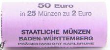 Deutschland Rolle 2 Euro 2008 G Karlsruhe