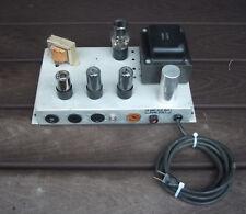 1958 Lowrey Organ Tube Amp 6V6 6SN7 5V4