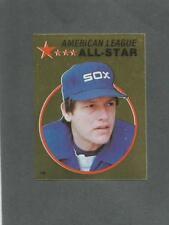1982 O-Pee-Chee Baseball Sticker Carlton Fisk #138 All-Star Foil White Sox *MINT