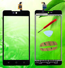 Digitizer Touch Screen LCD Glass Lens Pad  For WIKO Rainbow Lite  +Tool