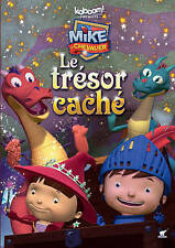 Mike Le Chevalier Le Tresor Cache  (Fs)  DVD NEW