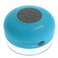 Bluetooth Cassa Altoparlante Speaker Impermeable Ventosa per iPhone Cellulare PC