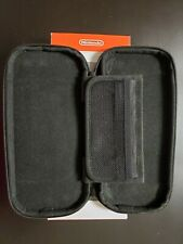 Nintendo Switch Carrying Pouch BLACK USED
