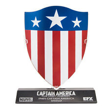 LOOT CRATE EXCLUSIVE Captain America 1940's Shield Replica 1/6 Scale.