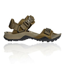 adidas Mens Cyprex Ultra Walking Shoes Sandals Brown Sports Outdoors Breathable