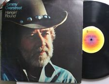 Country Lp Tommy Overstreet Hangin' 'Round On Abc