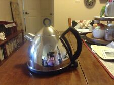 Chefs Choice Mdl. 685 International Deluxe Cordless Electric Teakettle, 1-1/3 qt
