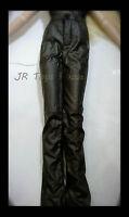 Cool Grey Shinny Pants fits Volks Super Dollfie Dream SD DD 1/3 BJD