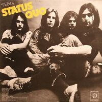 STATUS QUO - THE BEST OF  VINYL LP NEU