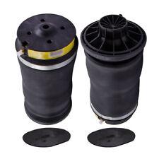 Pair New Rear Air Suspension Springs Bags FOR MERCEDES BENZ W164 ML GL CLASS