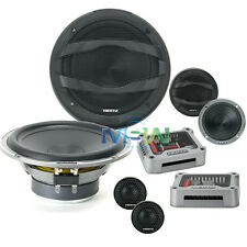 "HERTZ MPK 163.3 PRO 300W MAX 6-1/2"" 4-OHM THREE WAY COMPONENT SPEAKER SYSTEM"