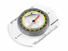 Brunton TruArc 3 Baseplate Compass w/Lanyard - Declination Adjust, Inch / cm