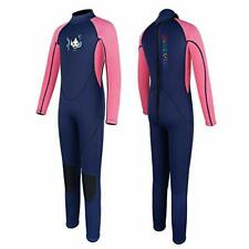 New listing GoldFin Kids Wetsuit 2mm Neoprene Wetsuit for Toddler Thermal Swimsuit Back Z...