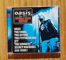 OASIS - On The Road World Tour 2005 CD