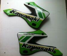 KIT ACCESSORI PLASTICHE CROSS ENDURO KAWASAKI KX 125 250 2000 2001 2002 2003