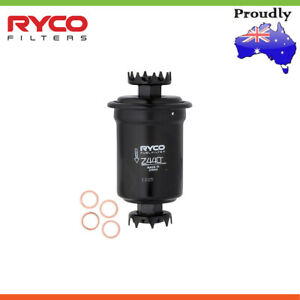 New * Ryco * Fuel Filter For TOYOTA CRESTA YX78 2L 4Cyl 2/1993 -9/1995