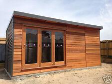 Garden Studio/Art & Craft Studio/Workshop/Home Office/Outdoor Room/Shed/ DIY Kit