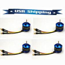 4 x GForce E400 2212 1000KV Outrunner Brushless Motor for RC Multicopter Quad