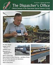 DISPATCHER'S OFFICE: 4th Qtr 2014 Operations Special Interest Group Journal, NEW