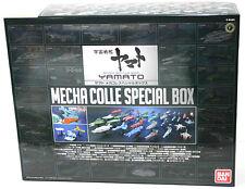 Model Kit Space Battleship Yamato Bandai Mecha Colle Special Box Japan Free ship