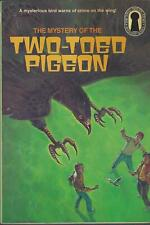 THREE INVESTIGATORS #37 THE MYSTERY OF THE TWO-TOED PIGEON - 1ST N-FINE