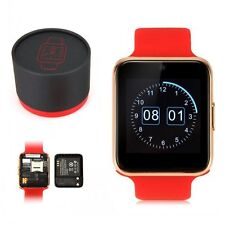 IPS Touch Screen Bluetooth Smart Wrist Watch Phone TF SIM For iPhone iOS Andriod