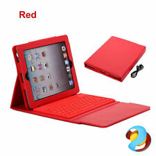 Red Leather Tablet eBook Cases, Covers & Keyboard Folios