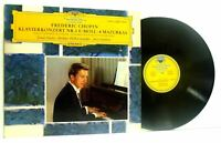 TAMAS VASARY chopin piano concerto no 1, 4 mazurkas LP EX+/EX-, SLPEM 136 453,