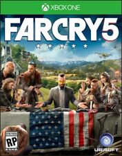 FAR CRY 5 GAME (XBOX ONE) - BRAND NEW/SEALED - FREE SHIPPING!