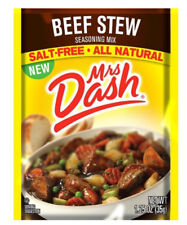 Mrs. Dash Seasoning Mix, Beef Stew, 1.25 Ounce (Pack of 6)