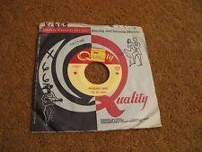 The Del Tones (Beau Marks)/ Moonlight Party/ Quality/ 1959/ Canada/ Radio Copy