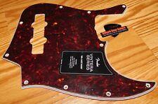 Fender Jazz Bass Pickguard Vintera 60's Tortoise Guitar Parts Pick Project J