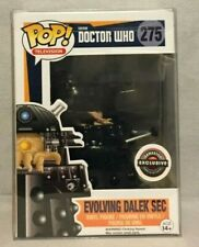 Funko Pop Television Doctor Who Game Stop Exclusive Evolving Dalek Sec #275