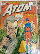 The ATOM  lot of  12  15-22,24-27