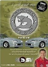 I Just Want One - The HSV Story (DVD, 2006) *NEW & SEALED*
